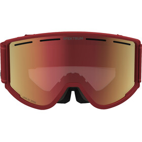 Spektrum Templet Essential Goggles Brique Red/Zeiss Brown Multi Red
